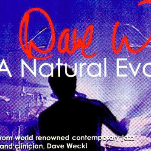 Foto Produk Dave weckl - natural evolution how to develop technique dari EJOY CD/DVD LESSON MUSIK
