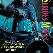 Foto Produk Dennis chambers - serious move dari EJOY CD/DVD LESSON MUSIK