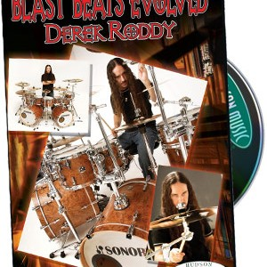 Foto Produk Derek roddy - blast beats evolution dari EJOY CD/DVD LESSON MUSIK