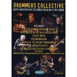 Foto Produk Drummers collective - and bassday 2002 (2dvd) dari EJOY CD/DVD LESSON MUSIK