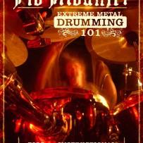Foto Produk Flo mounier - extreme metal drumming dari EJOY CD/DVD LESSON MUSIK