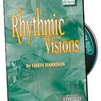 Foto Produk Gavin harrison -rythmic visions dari EJOY CD/DVD LESSON MUSIK