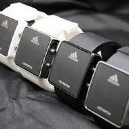 Foto Produk ADIDAS LED watch aneka warna dari HistoryShop