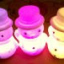 Foto Produk LAMPU LED SNOWMAN dari Smayleeshop