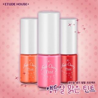 Foto Produk Fresh Cherry Tint dari ETUDE SHOP