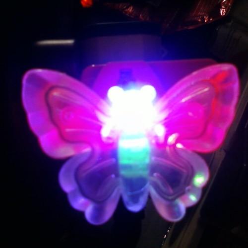 Foto Produk LAMPU KUPU-KUPU dari Intan Souvenirs & Hobby