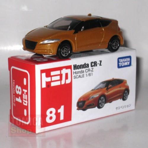Foto Produk #081 Honda CR-Z (TTB) dari Tomica Shop