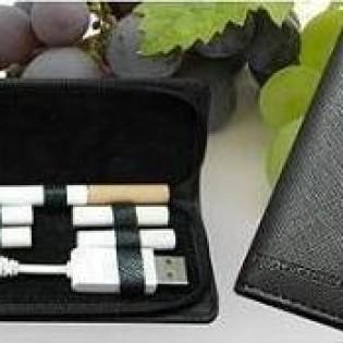 Foto Produk Elegant Black Leather Case dari MurahMeriahTech