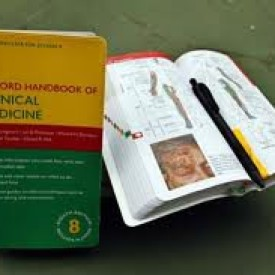Foto Produk Oxford Handbook of Clinical Medicine 8th edition dari Kios medline