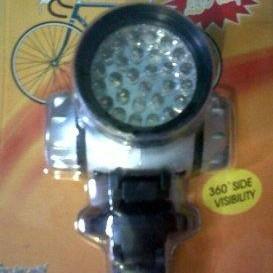 Foto Produk Lampu Depan Sepeda - Bersepeda Aman Dan Nyaman Di Malam Hari dari Toko Pernak-Pernik LED