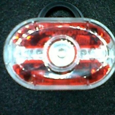 Foto Produk Lampu Belakang Sepeda - Pelindung Dari Resiko Diseruduk Mobil Dari Belakang dari Toko Pernak-Pernik LED