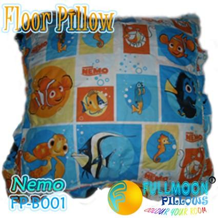 Foto Produk FP-B001 - Nemo dari Fullmoon Pillows
