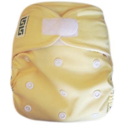 Foto Produk GG Cloth diaper light yellow dari Sweetybabyshop