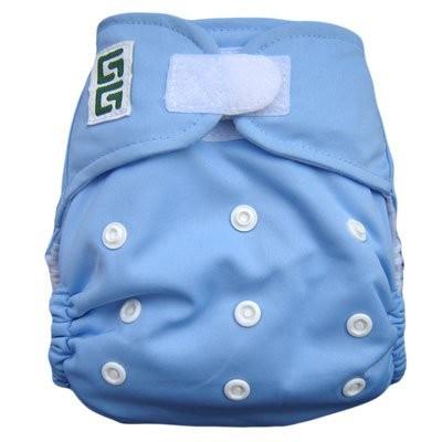Foto Produk GG Cloth Diaper sky Blue dari Sweetybabyshop