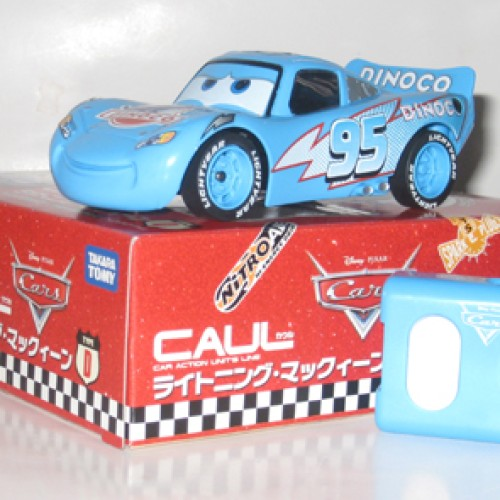 Foto Produk Caul Disney Cars McQueen Dinoco - STOK HABIS dari Tomica Shop