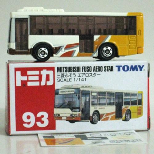 Foto Produk #093 Mitsubishi Fuso Aero Star Bus (TB) - STOK HABIS dari Tomica Shop