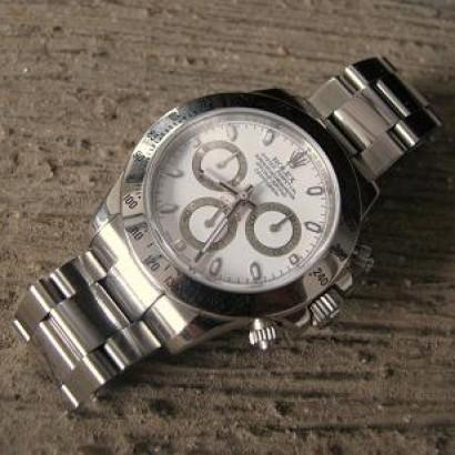 Foto Produk Rolex Daytona (Silver) dari STYLENGO SHOP