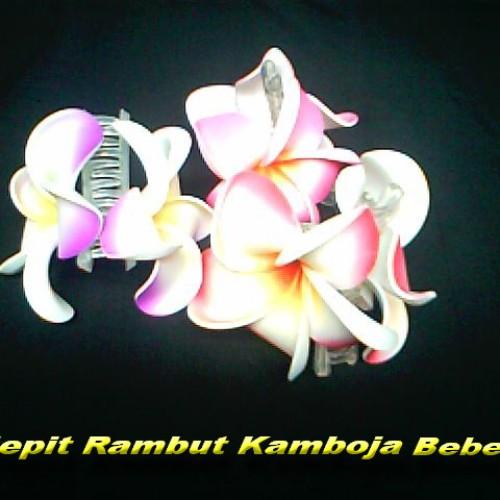 Foto Produk jepit bebek kamboja dari Bali Wedding Souvenir