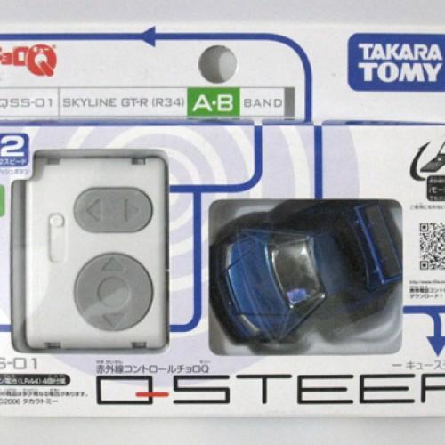 Foto Produk Q-Steer QSS-01 Nissan Skyline GT-R R34 - STOK HABIS dari Tomica Shop
