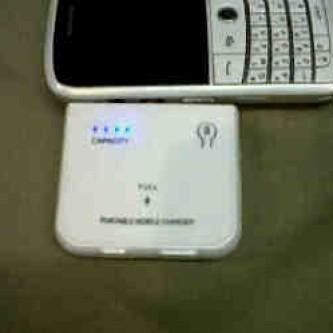 Foto Produk Charger Portable Blackberry dari Aaron