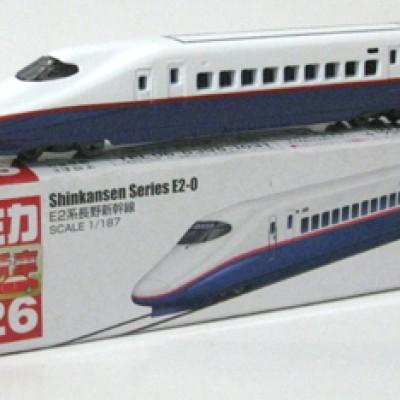 Foto Produk #126 Shinkansen Series E2-0 (TTB) - STOK HABIS dari Tomica Shop