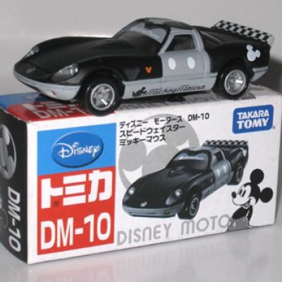 Foto Produk DM-10 Speedway Star Mickey Mouse - STOK HABIS dari Tomica Shop
