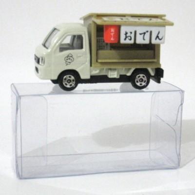 Foto Produk Tomica Loose Subaru Sambar Food Vendor Light Brown - STOK HABIS dari Tomica Shop