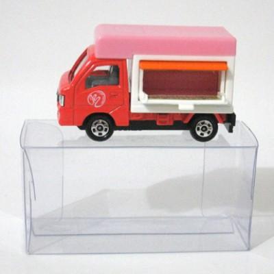 Foto Produk Tomica Loose Subaru Sambar Food Vendor Pink - STOK HABIS dari Tomica Shop