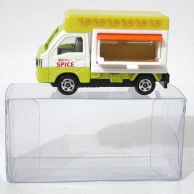 Foto Produk Tomica Loose Subaru Sambar Food Vendor Yellow - STOK HABIS dari Tomica Shop