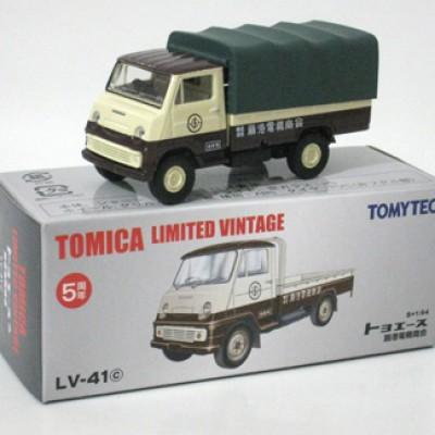 Foto Produk LV-41c Toyo Ace Pickup (Brown) - STOK HABIS dari Tomica Shop