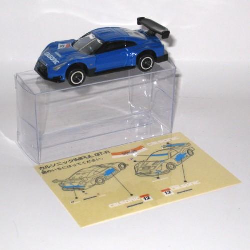 Foto Produk Tomica Loose Nissan GT-R Calsonic Dark Blue - STOK HABIS dari Tomica Shop