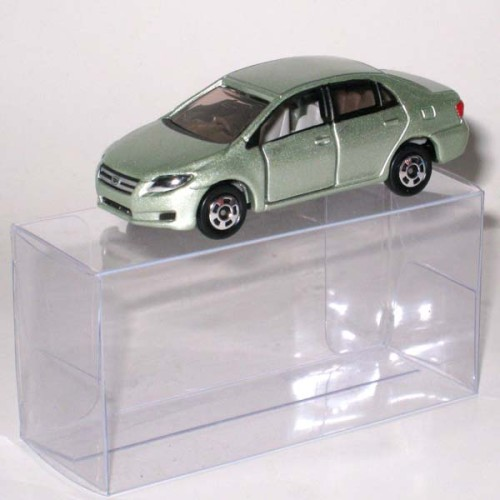 Foto Produk Tomica Loose Toyota Corolla Axio Silver Green - STOK HABIS dari Tomica Shop