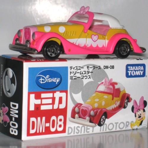 Foto Produk DM-08 Dream Star Minnie Mouse - STOK HABIS dari Tomica Shop