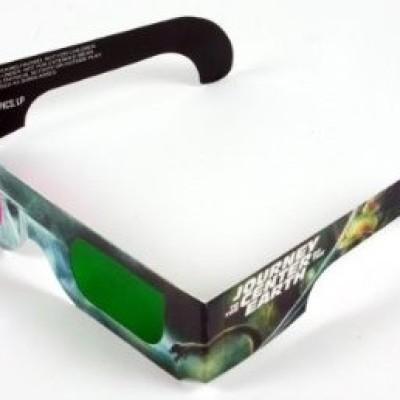 "Foto Produk Official ""Journey to the Center of the Earth"" 3D Glasses dari Ultimate Refreshner"
