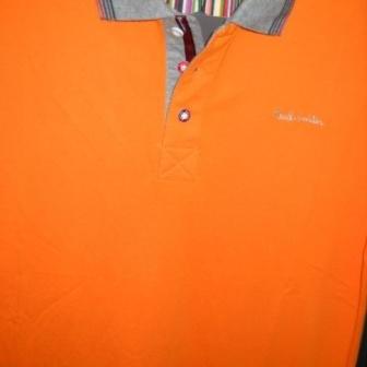 Foto Produk paul smith kerah- orange edition dari Aaron