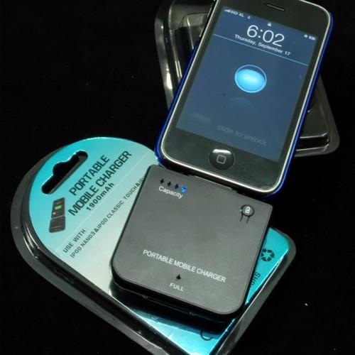 Foto Produk Charger i-Phone Portable dari Aaron