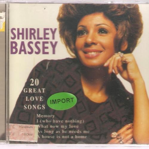 Foto Produk Shirley Bassey - 20 Great Love Songs dari Jimmy's Shop