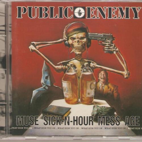Foto Produk Public Enemy - Muse Sick-N-Hour Mess Age dari Jimmy's Shop