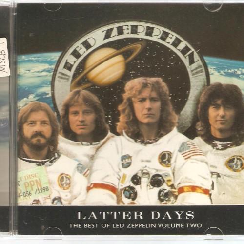 Foto Produk Led Zeppelin - Later Days - The Best Of Led Zeppelin Volume Two dari Jimmy's Shop