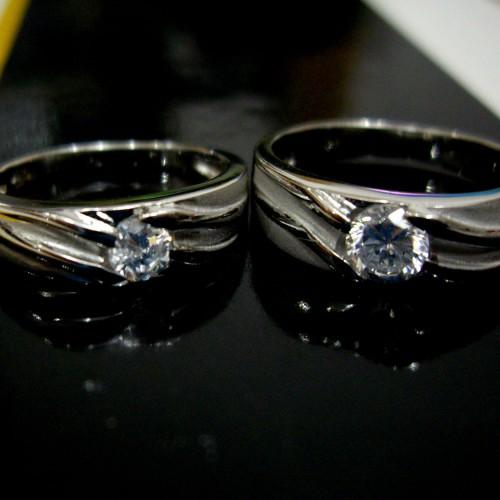 Foto Produk cincin couple 201 dari SilverBLoom