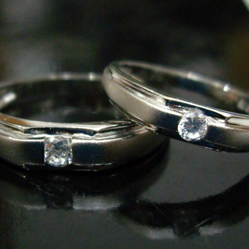 Foto Produk cincin couple 203 dari SilverBLoom