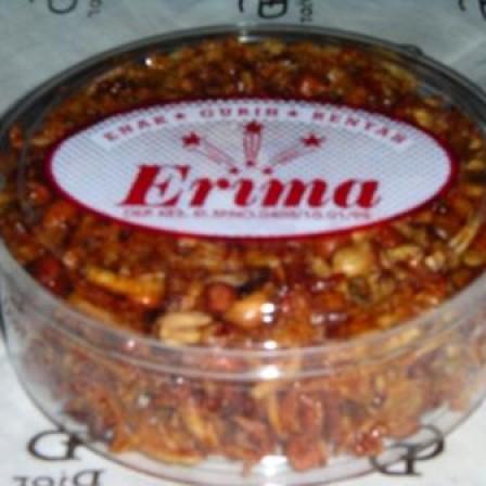 Foto Produk Sambal Goreng Teri Kacang (Toples) dari Erima Snack