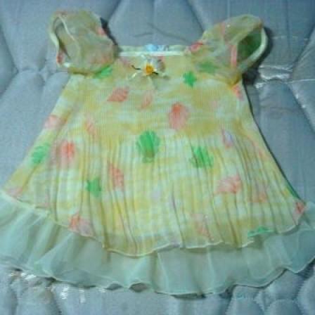 Foto Produk Dress Sea Shells dari VallRayn's Baby Kingdom