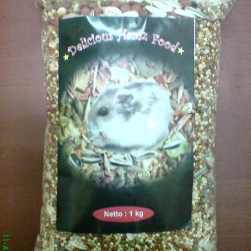 Foto Produk Makanan Racikan 400 Gram dari Amigos Petshop