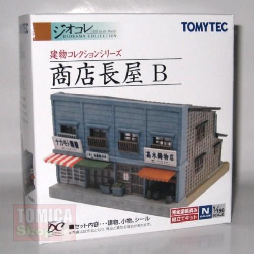 Foto Produk Tomytec Diorama T032 Tenement Shop B - STOK HABIS dari Tomica Shop
