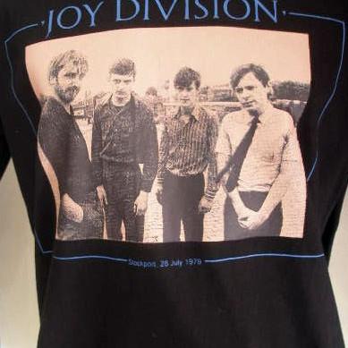 Foto Produk Joy Division  dari T-Shirt By Big Bang