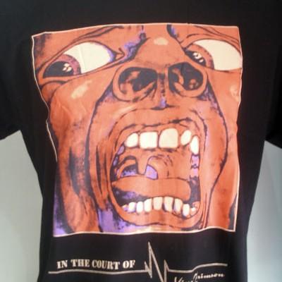 Foto Produk King Crimson - In The Court Of  dari T-Shirt By Big Bang