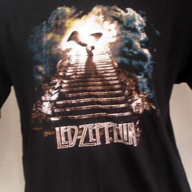 Foto Produk Led Zeppelim 1 dari T-Shirt By Big Bang