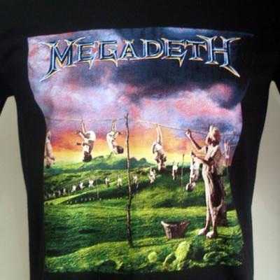 Foto Produk Megadeth  dari T-Shirt By Big Bang