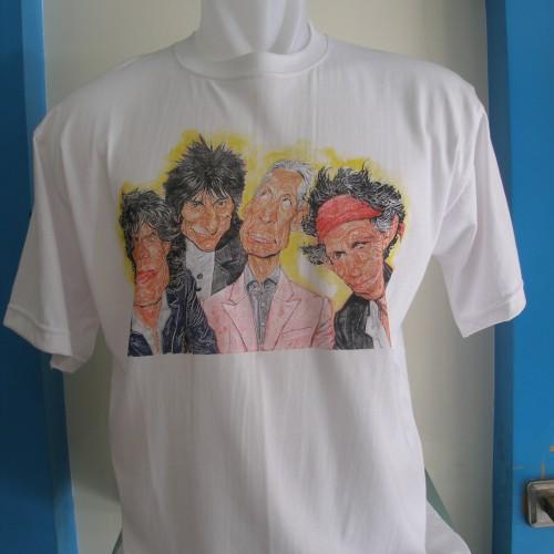 Foto Produk The Rolling Stone 2 dari T-Shirt By Big Bang